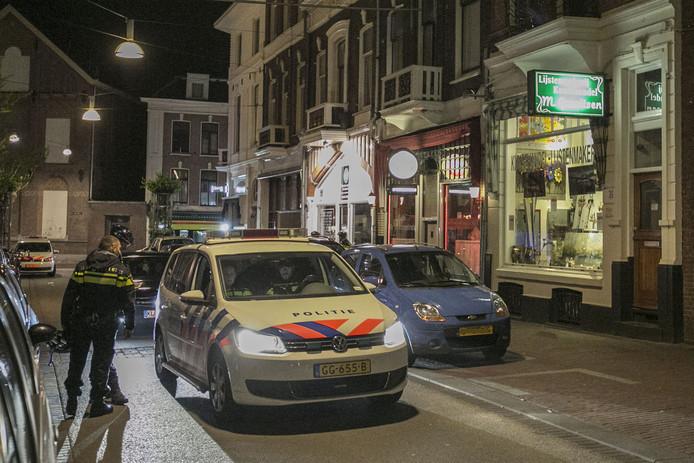 De politie heeft een man uit Beuningen aangehouden.