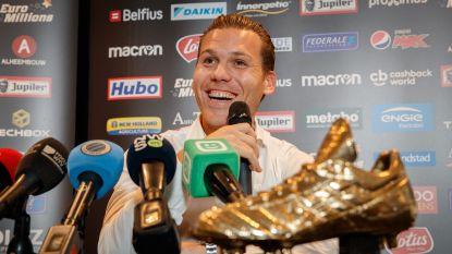 """Club en Vormer klinken op De Gouden Schoen: """"Hij is dé belichaming van Club"""""""
