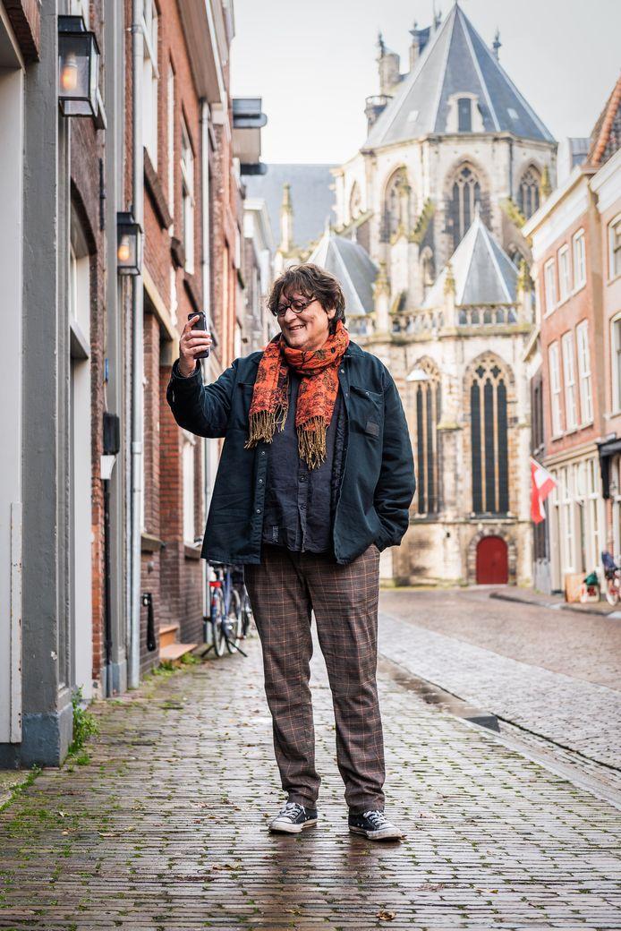 Kees Thies in Dordrecht