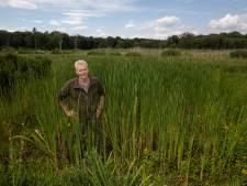Niet alleen boer is bezorgd, ook de natuur overleeft de droogte niet