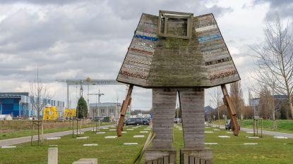 Reus CosmoGolem moet het hoofd buigen voor storm, grondige renovatie gepland in voorjaar