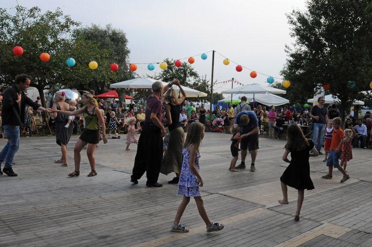 Het Boombalfestival.