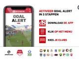 Met Goal Alert mis je nooit meer een doelpunt