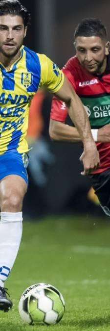 NEC laat kans om doelsaldo op te krikken liggen en wint met 2-0