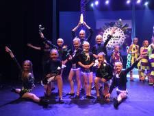Tilburgs jeugdcircus wint publieksprijs bij Circus Got Talent