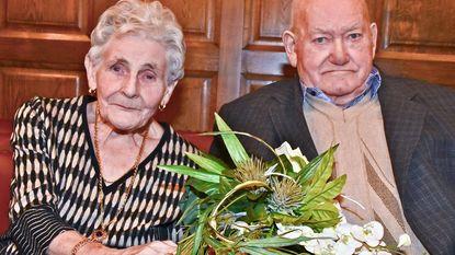 Briljanten huwelijk voor Gerard en Agnes