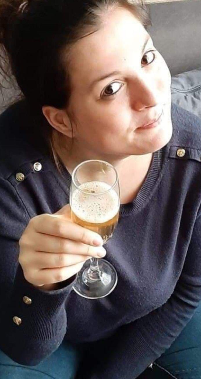 Amandine a fêté ses 31 ans pendant le confinement.