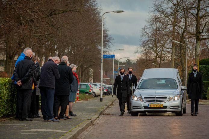 De 42-jarige Sebastiaan uit Wijchen is afgelopen weekend begraven.
