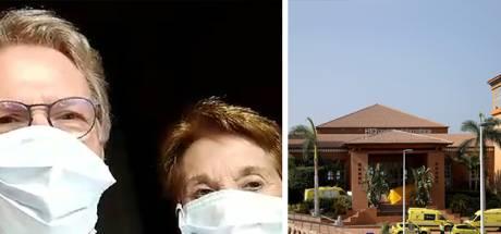Une centaine de touristes de l'hôtel à Tenerife vont pouvoir partir