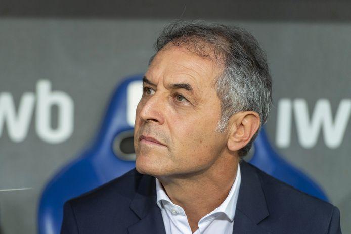 Basel-coach Marcel Koller.
