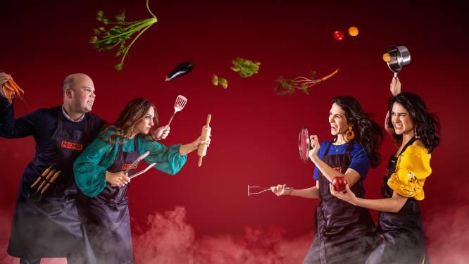 Wint de Turkse of de vegetarische keuken? Wij wikken en wegen de finalisten van 'Mijn Keuken Mijn Restaurant'