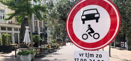 Inrijverbod Molenstraat Veghel brengt automobilisten aan het twijfelen