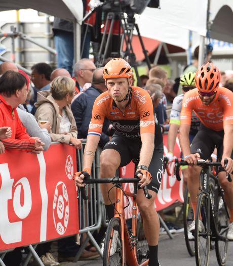 Lars Boom stopt voorlopig met wegwielrennen