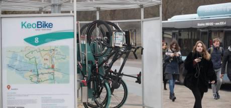 Keolis-fietscarrousel: Fiets steeds makkelijker voorhanden in Wageningen