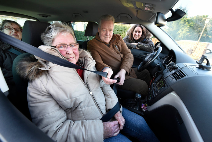 AutoMaatje, de vervoersdienst voor Woerdense ouderen, groeit sterk.