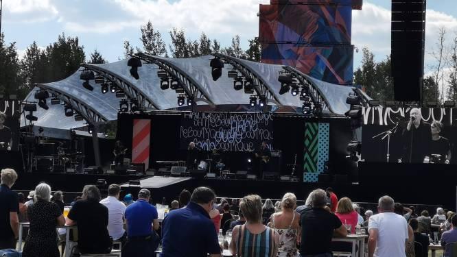 15.000 bezoekers voor zomerbar Rock Werchter