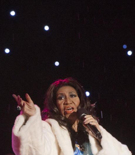'Aretha Franklin keek uit naar biopic'
