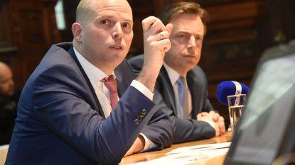 Toch geen klacht van ouders tegen Francken en De Wever