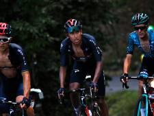 Titelverdediger Bernal stapt uit de Tour: 'Beslissing met ons hart genomen'