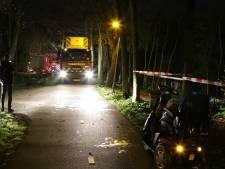 Vrouw met spoed naar ziekenhuis na waterongeval met scootmobiel in Voorschoten