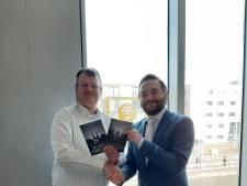 Geschiedenisroman Ron & Geertje in handen van wethouder Vollebregt