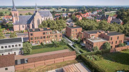 Nieuwe fase Meerle ons Dorp start dit voorjaar: 23 appartementen verrijzen op site 'Weeshuis'