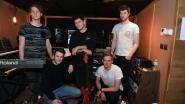 The Lighthouse speelt debuutalbum in café Commerce