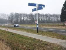 Bewoners langs provinciale weg bij Boxtel en Schijndel willen lantaarnpalen behouden
