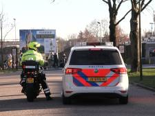 Politie voorkomt vechtpartij tussen scholieren op de Meridiaan