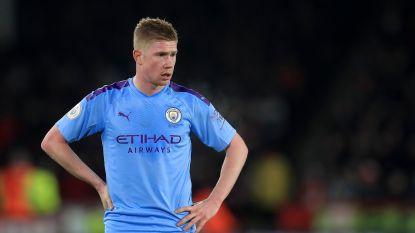 Schorsing voor Man City kan De Bruyne 3 miljoen kosten, club bekijkt hoe ze spelers kunnen compenseren