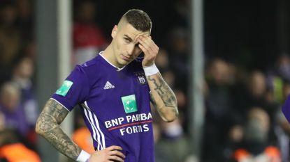 TransferTalk. Anderlecht stuurt Vranjes naar B-kern - Charleroi denkt aan Morioka