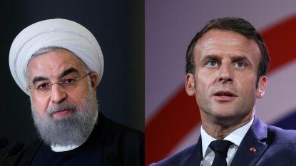 """President Iran: """"Europeanen moeten zich aan hun engagement houden"""""""
