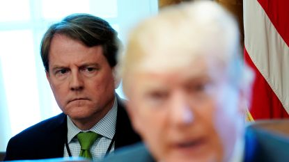 "Witte Huis: ""Getuigenis oud-adviseur over Mueller-rapport onnodig"""