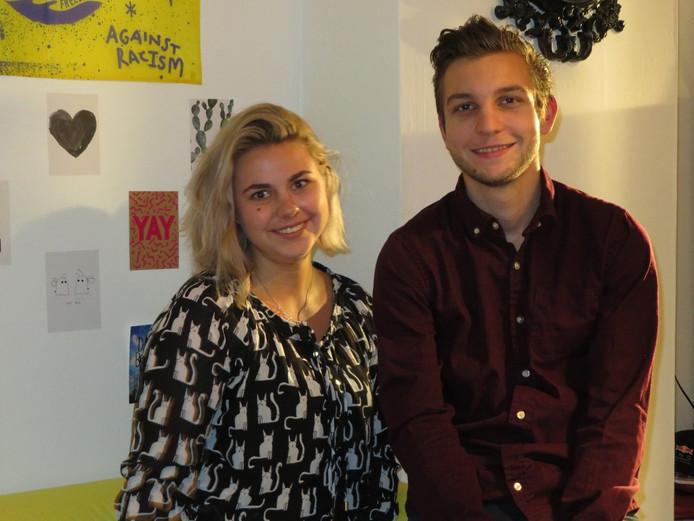 Esmee Buijze begint samen met Drik Goossens een uitgeverij