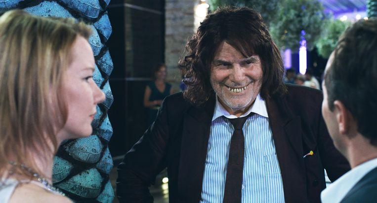 Peter Simonischek als Winfried in Toni Erdmann (Maren Ade, 2016). Beeld null