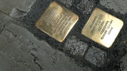 """Dertig struikelstenen voor slachtoffers nazigruwel: """"Nu hebben we plek om grootouders te herdenken"""""""