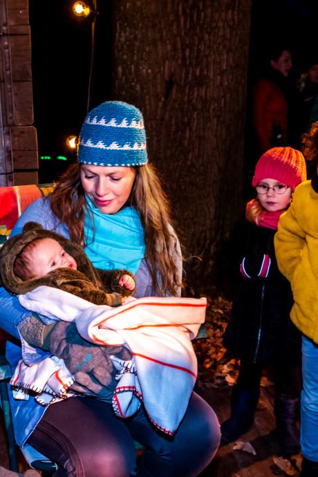Gezocht: Kindekes Jezus voor kerststal Utrechts Julianapark