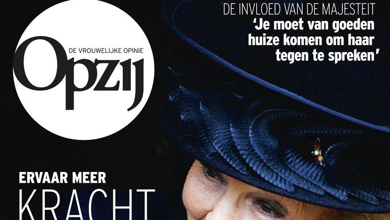 De cover van Opzij in oktober 2010. Beeld ANP