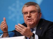 """Thomas Bach optimiste: Un nombre """"raisonnable"""" de spectateurs pour les Jeux de Tokyo"""