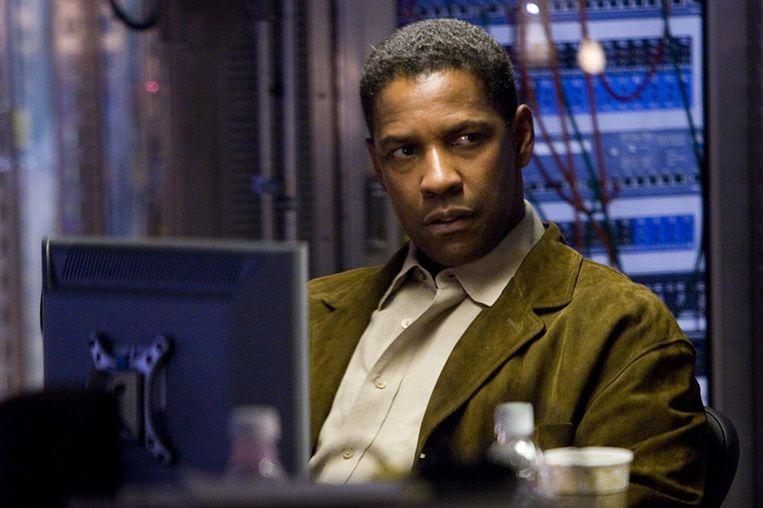 Denzel Washington in Déjà Vu van Tony Scott (2006). Beeld
