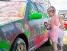 Voor-Beltrumse kinderen gaan auto te lijf voor 'Kunst en Kermis'