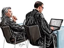 Aydin C. zwijgt ook tijdens laatste zitting