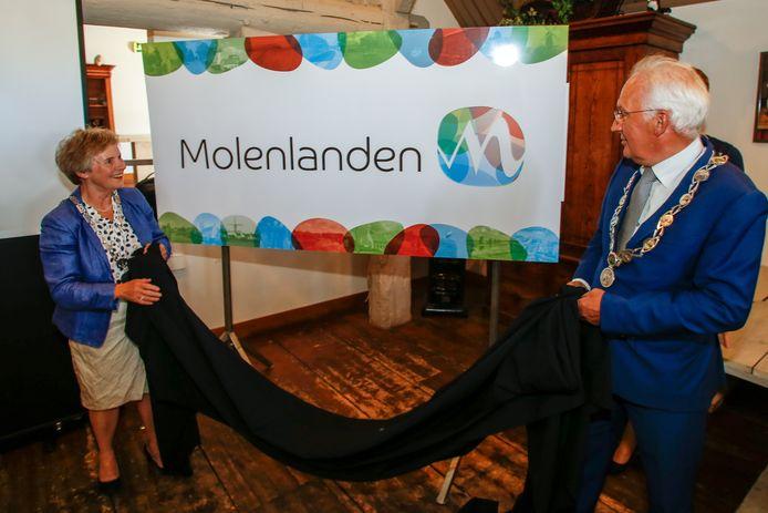 De gemeente Molenlanden ontstond op 1 januari 2019 door een fusie van Molenwaard en Giessenlanden.