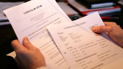 Vlaamse werkloosheid bijna vier jaar aan het dalen