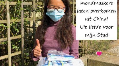 """""""Aarschot helpt"""" is groot succes: massaal veel mondmaskers ingezameld en al 240 helpende mensen"""