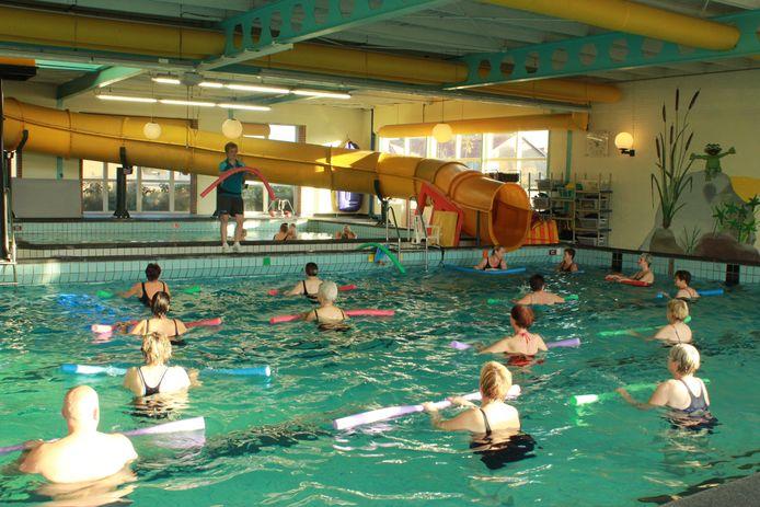 De Waterstee is aan vervanging toe. De gemeente wil daarom een nieuw zwembad.