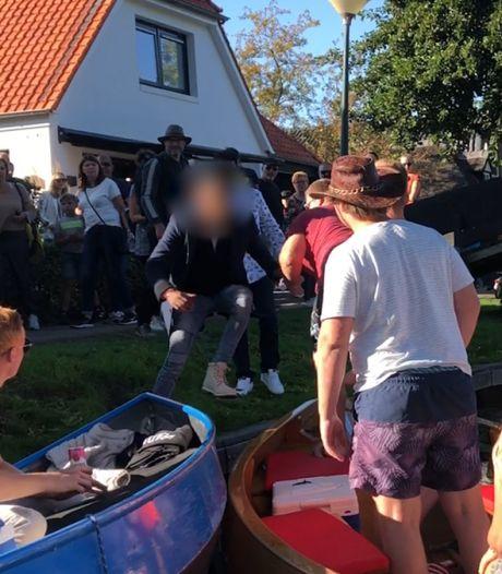 Slachtoffer vechtpartij Giethoorn nu ook verdachte