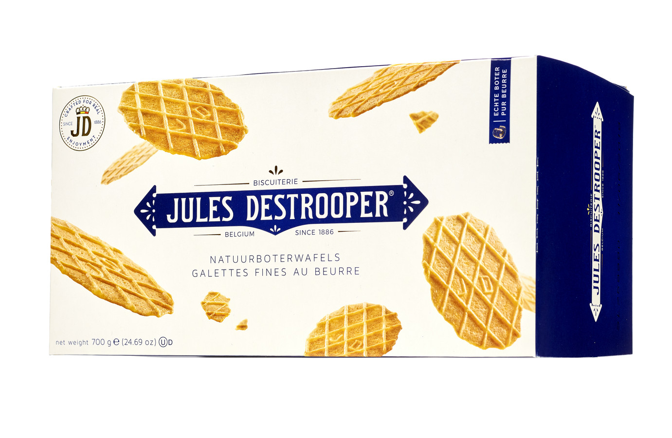 Lukken van Jules Destrooper.