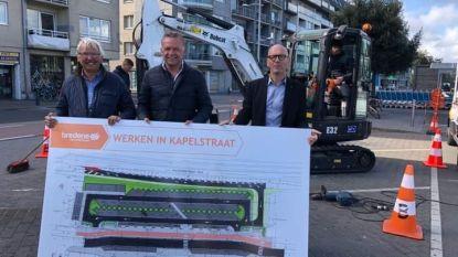 Werken Kapelstraat starten vroeger dan gepland: tegen zomer 2020 extra afslag naar parking Shopping Duinen