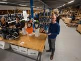 Tandarts en thuiszorg gebruiken nu industriële maskers uit Eindhoven tegen coronavirus